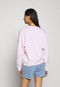 Wrangler - HIGH RETRO - Sweatshirt - cradle pink - 2