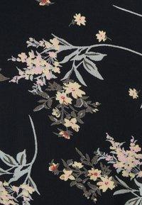 Pieces Maternity - PCMPAOLA DRESS - Shirt dress - black - 2