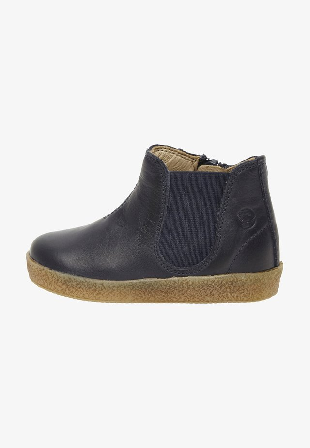 CALVIN - Classic ankle boots - blue