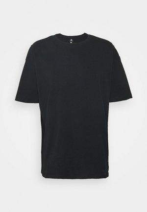 SHAPES GRAPHIC BOX TEE UNISEX - T-shirt imprimé - black