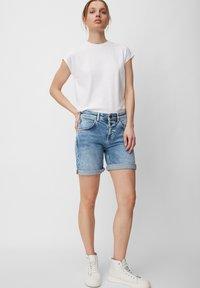 Marc O'Polo - Denim shorts - easy blue wash - 1