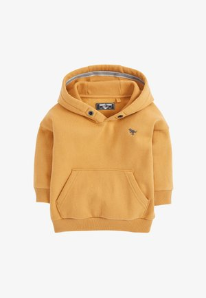 SOFT TOUCH - Hoodie - ochre