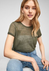 QS by s.Oliver - Blouse - olive - 5