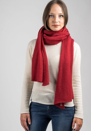 Scarf - rosso