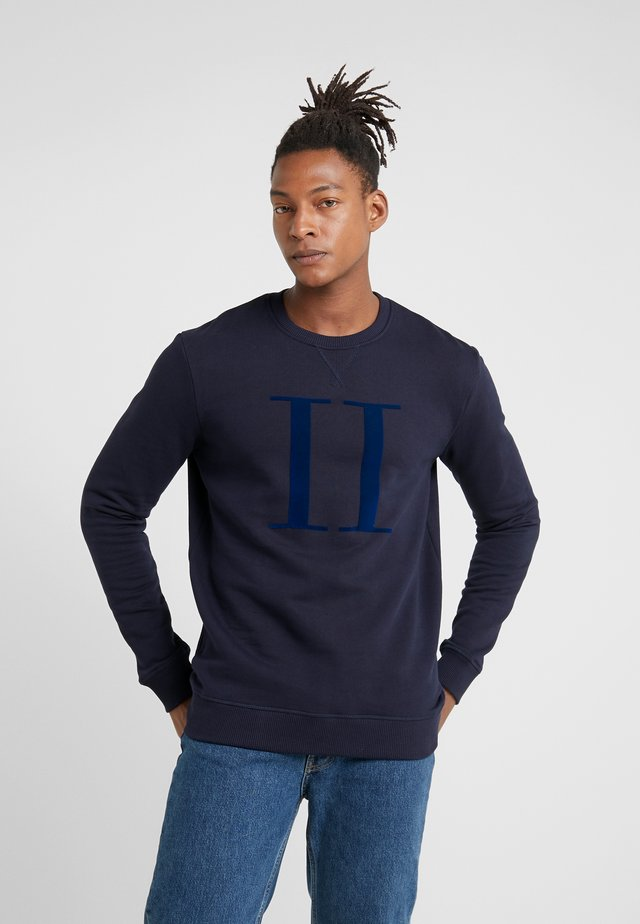 ENCORE  - Sweatshirt - dark navy/lavender