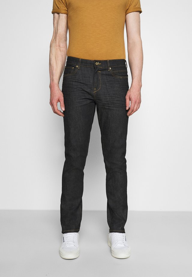 RYDER - Straight leg jeans - blue wash denim