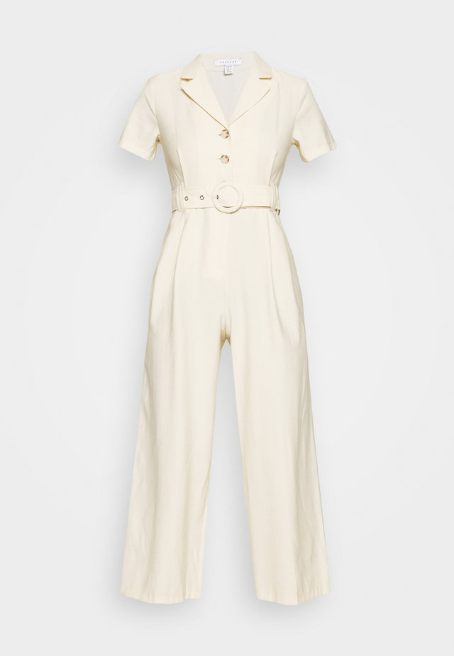 SADIE BELT - Overall / Jumpsuit - off white