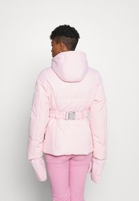 Missguided - SKI JACKET WITH MITTENS AND BUMBAG  - Winter jacket - pink - 3