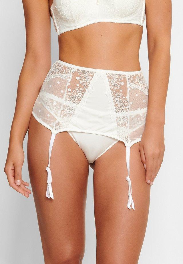LABRYA - Suspenders - weiß