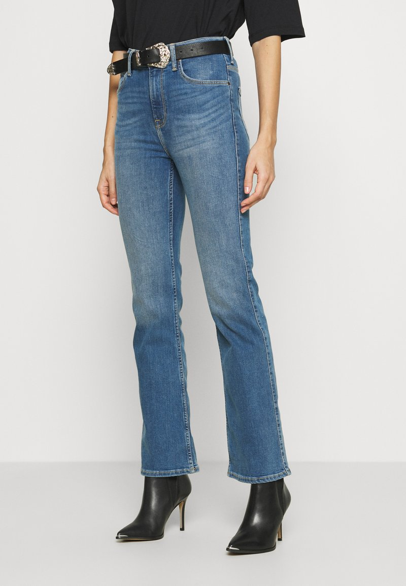 Lee - BREESE BOOT - Jeans bootcut - worn martha