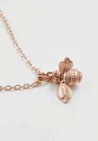 Ted Baker - BELLEMA BUMBLE BEE PENDANT - Necklace - brushed rose gold-coloured - 4
