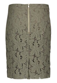 Betty Barclay - A-line skirt - dusty olive - 4
