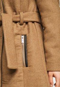 ONLY Petite - ONLMICHIGAN COAT - Classic coat - toasted coconut/melange - 4