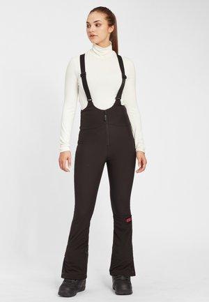 ORIGINALS BIB PANTS - Snow pants - black out
