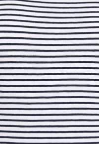 Marks & Spencer London - FITTED SLASH - Top sdlouhým rukávem - dark blue - 2