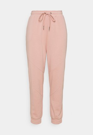 NMMISA PANTS - Tracksuit bottoms - misty rose