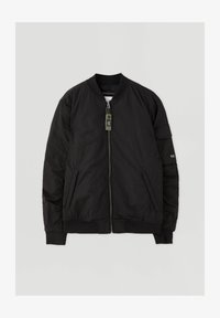 BASIC - Bomber Jacket - black
