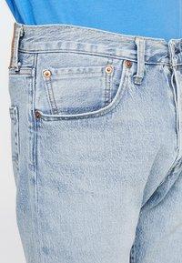 Levi's® - 501® SLIM TAPER - Zúžené džíny - thistle subtle - 3