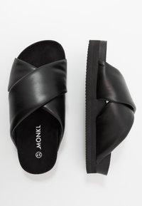 Monki - BELLA  - Sandaler - black - 4
