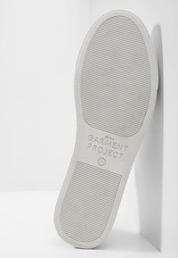 GARMENT PROJECT - TYPE - Zapatillas - white - 4