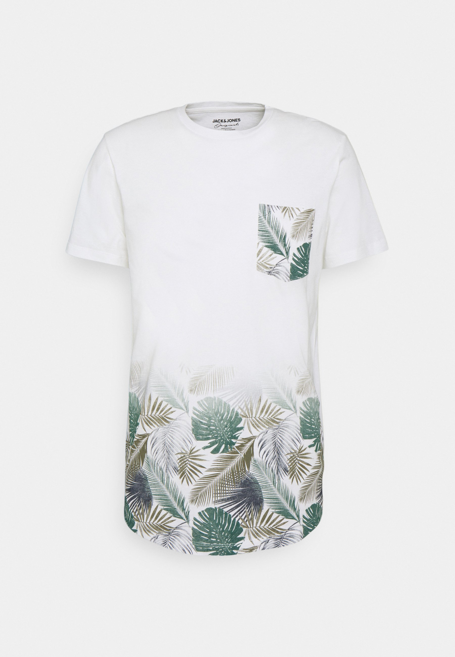 Men JORNEWMAIZE TEE CREW NECK - Print T-shirt