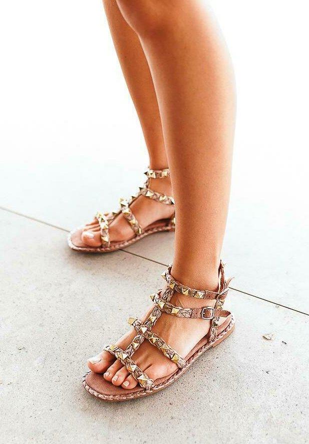 Alma en Pena - LADY - Sandals - pink