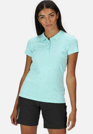 SINTON - Polo shirt - cool aqua