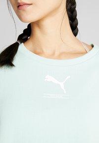 Puma - TILITY CREW - Sweatshirt - mist green - 6