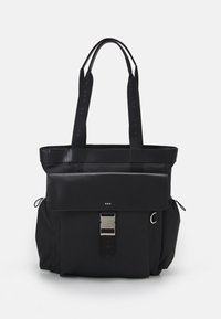 Royal RepubliQ - COSMOS BACKPACK TOTE - Batoh - black - 0