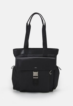 COSMOS BACKPACK TOTE - Reppu - black