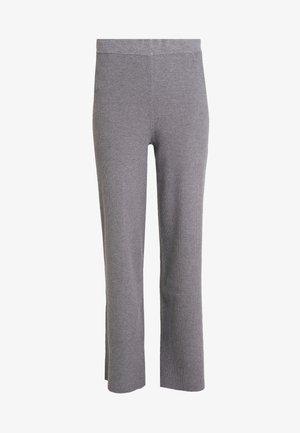 VERDI - Bukse - medium grey melange