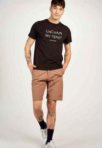CYCLO CLUB MARCEL - Print T-shirt - black - 1