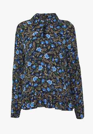 YASTHISTLE  - Bluse - navy blazer