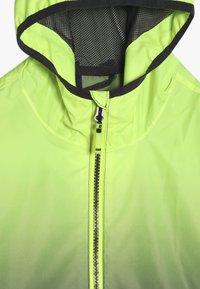 Killtec - KALIQO  - Waterproof jacket - neon gelb - 4