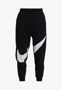 Nike Sportswear - PANT - Jogginghose - black/white - 3