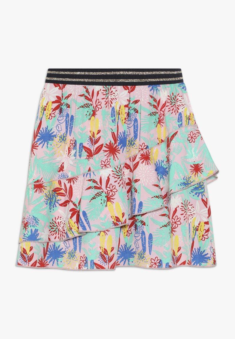 Lemon Beret - TEEN GIRLS SKIRT - Mini skirt - orchid pink