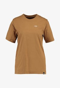 Dickies - STOCKDALE - T-shirts basic - brown duck - 4