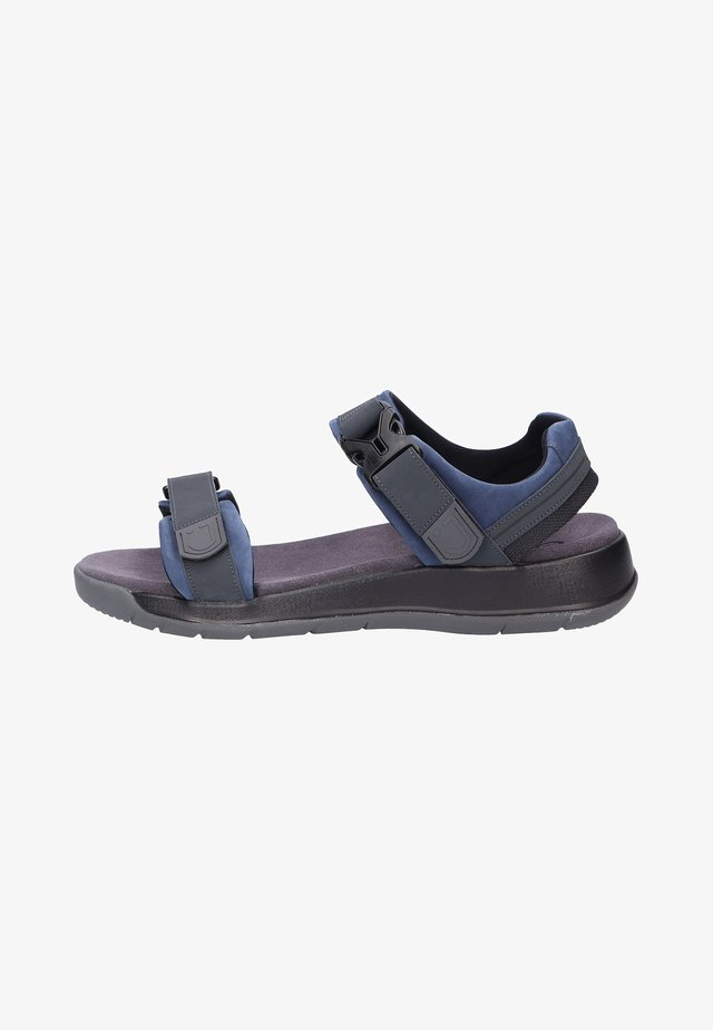 CAPRI - Walking sandals - blue