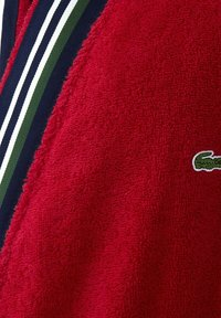 Lacoste - Dressing gown - red - 4