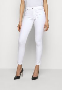 7 for all mankind - Jeans Skinny Fit - white - 0