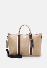 River Island - Weekend bag - beige light - 0