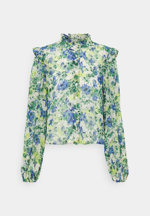 BLOUSE PHIFF - Blus - blue