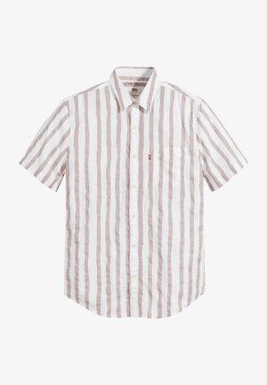 SUNSET - Shirt - rio stripe woodrose