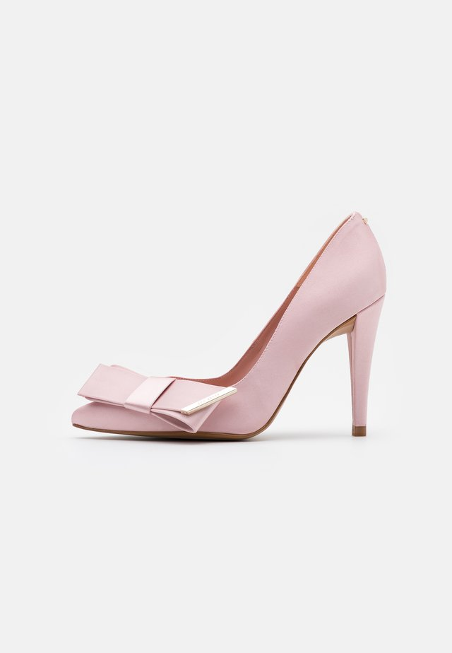 ZAFIA - Zapatos altos - light pink