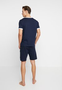 Tommy Hilfiger - SHORT - Pantaloni del pigiama - blue - 2