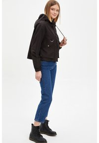 DeFacto - Summer jacket - black - 1