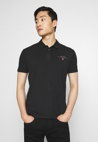 Napapijri - ELLI - Polo shirt - black - 0
