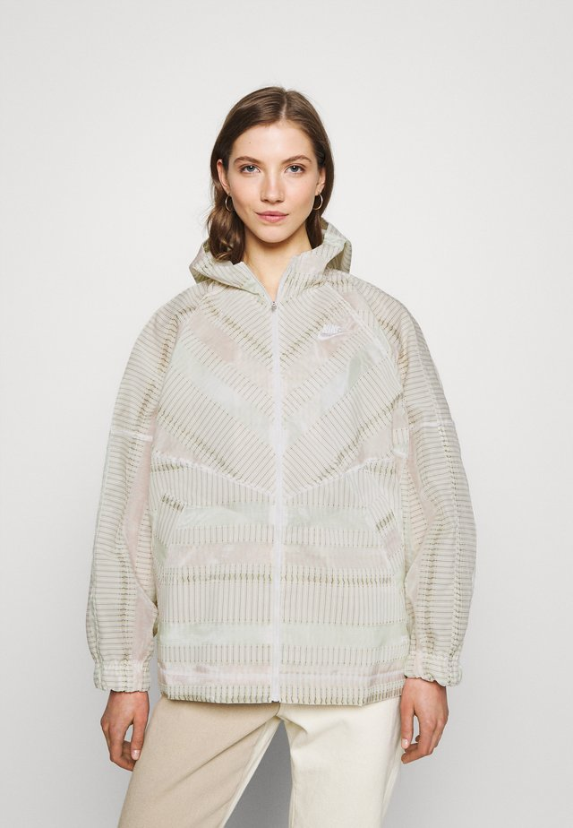 EARTH DAY - Summer jacket - multi-color/white