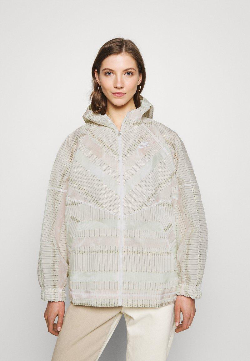 Nike Sportswear - EARTH DAY - Summer jacket - multi-color/white