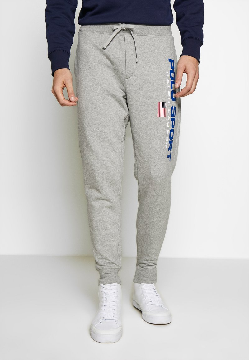 Polo Ralph Lauren - Tracksuit bottoms - andover heather